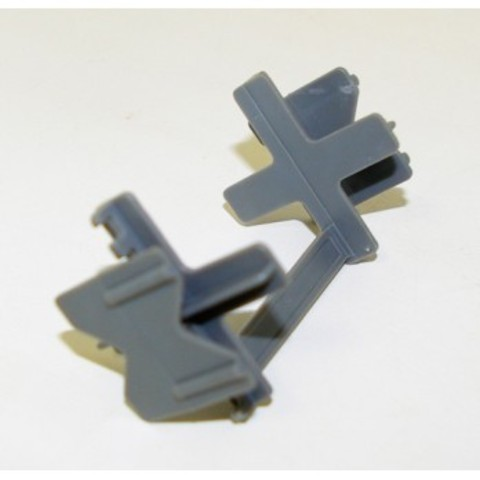 Крестик для укладки стеклоблоков ширина шва 2 мм. (только для стеклоблоков дизайна Vetroarredo)