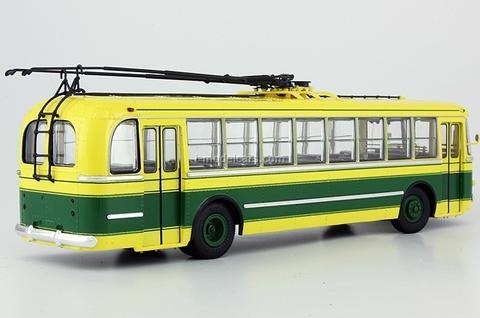 Trolleybus TBU-1 Ultra Models 1:43