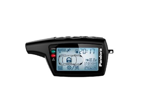 сигнализация Pandora DX 50S