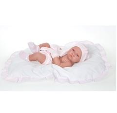 JUAN ANTONIO munecas Кукла Паола в розовом, 42 см (5082P)