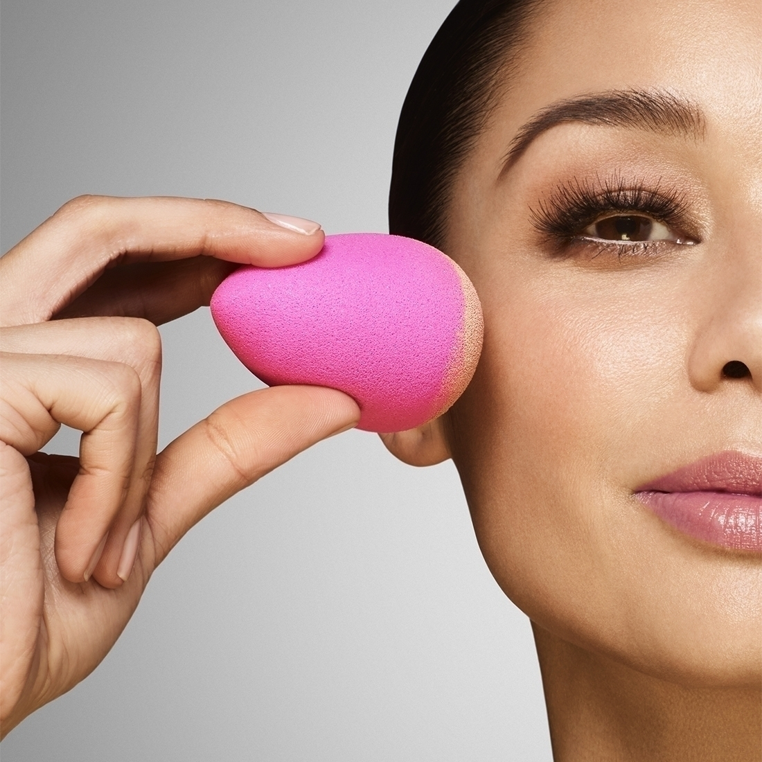 Beautyblender Original розовый