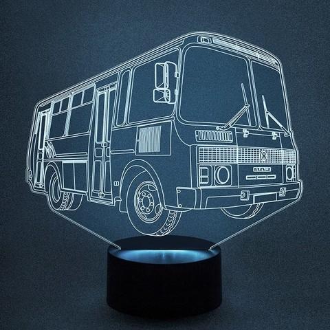 Светильник Автобус
