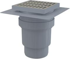 Трап в душ под плитку свободностоящий Alcaplast APV13 фото