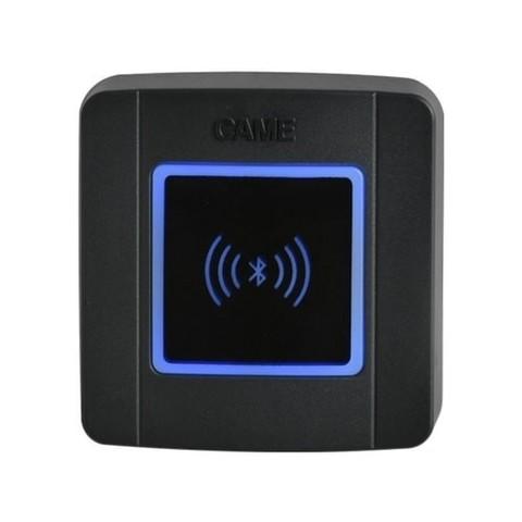 SELB1SDG3 - Считыватель накладной Bluetooth с синей подсветкой для 250 пользователей, цвет по RAL 7024 Came
