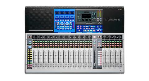 Presonus StudioLive 32S Цифровой микшерный пульт