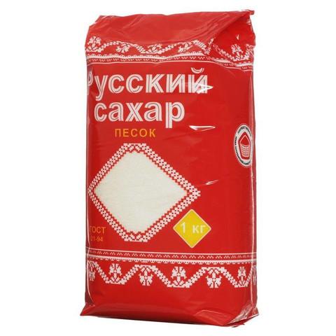 Сахарный песок Русский сахар 1 кг