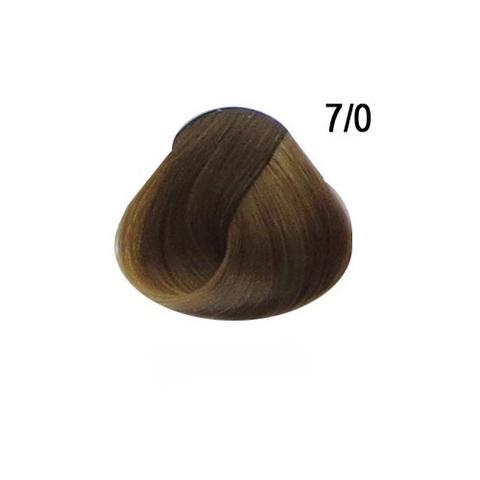 Перманентная крем-краска для волос Ollin 7/0 русый