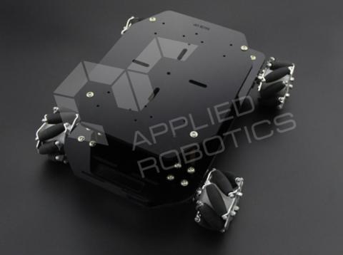 Учебно-лабораторный комплект для разработки автономных мобильных роботов