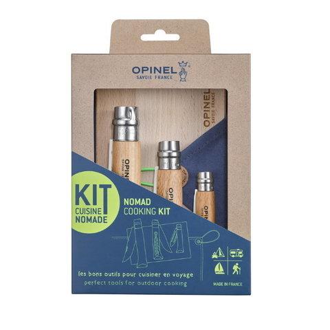 Набор Opinel  (OP-002177) Outdoor из 3-х ножей