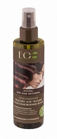 EO Laboratorie Термозащитное средство для укладки и восстановления волос 200мл
