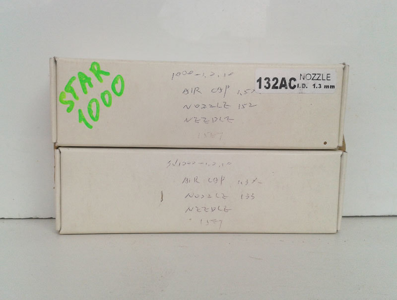 сменные комплекты STAR 1000