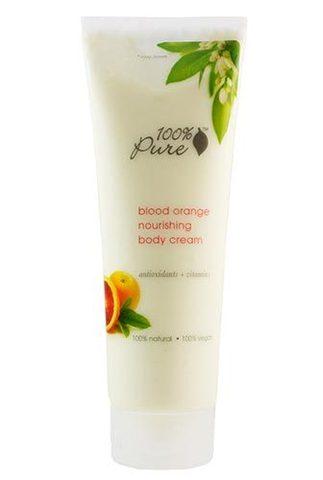 Органический крем для тела Красный апельсин, 100% Pure