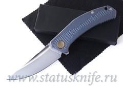 Нож Широгоров Jeans Джинс vanax 37 SIDIS дизайн