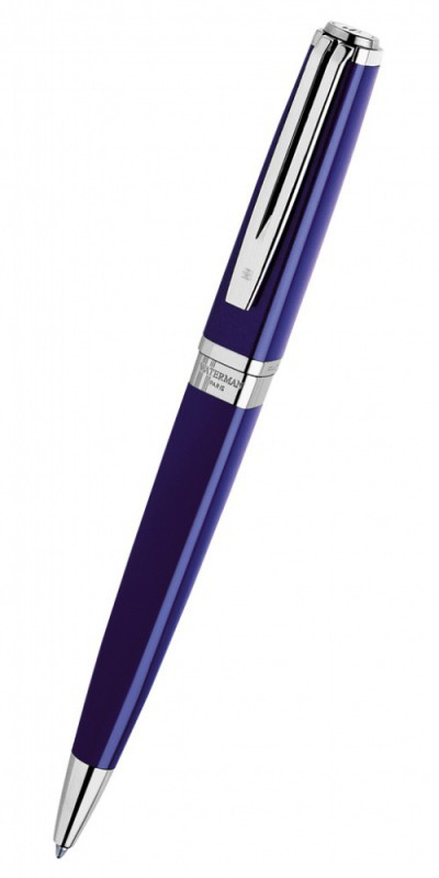 Waterman Exception Slim Blue ST (S0637120)