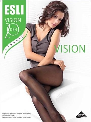 Женские колготки Vision 20 XL Esli