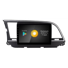 Штатная магнитола на Android 8.1 для Hyundai Elantra 6 Roximo S10 RS-2016