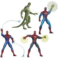 The Amazing Spider-Man Web Battlers Series 01