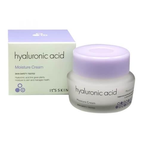 Увлажняющий крем для лица с гиалуроновой кислотой IT'S SKIN Hyaluronic Acid Moisture Cream 50 мл
