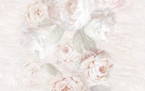Плитка настенная PEONIA  126874 цветы  250х400