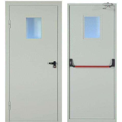 Металлические и противопожарные двери