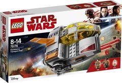 Lego Star Wars TM Транспортный корабль Сопротивления 75176