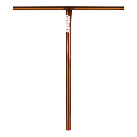 Руль для самоката AFFINITY Classic XL T-Bar (Trans Copper) Standard