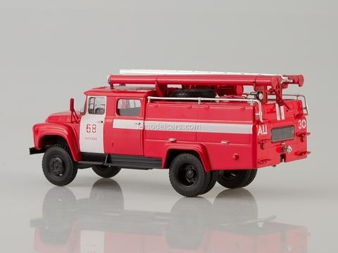 ZIL-130 AC-30(130)63A Moscow №68  fire engine 1:43 AutoHistory