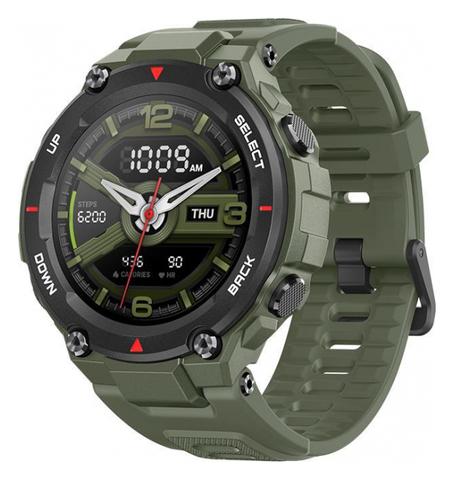 Смарт часы Amazfit T-Rex (Armi Green)