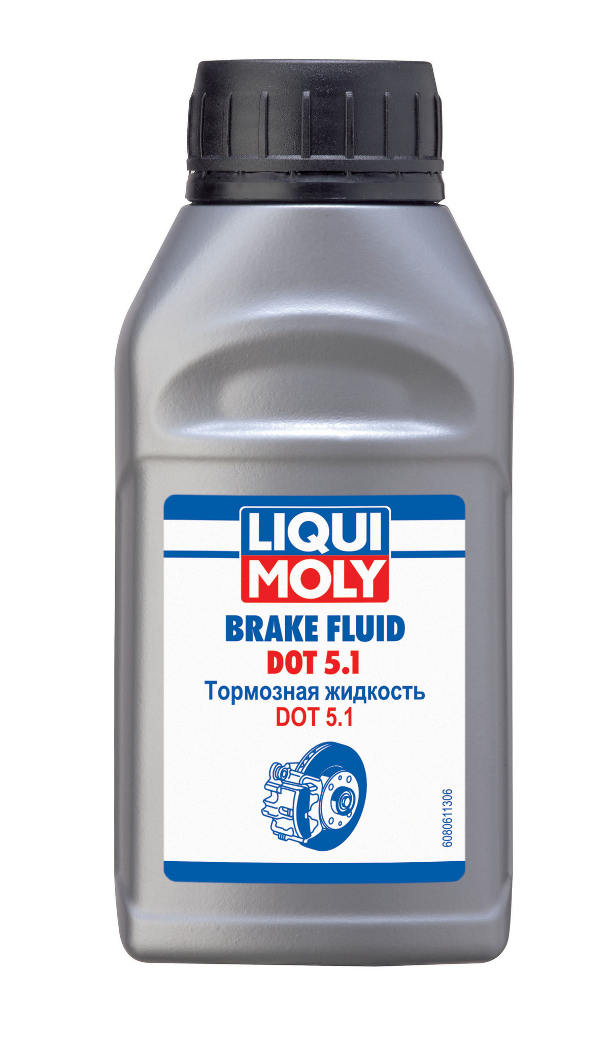 Liqui Moly Brake Fluid DOT 5.1 (0,25л) - Тормозная жидкость