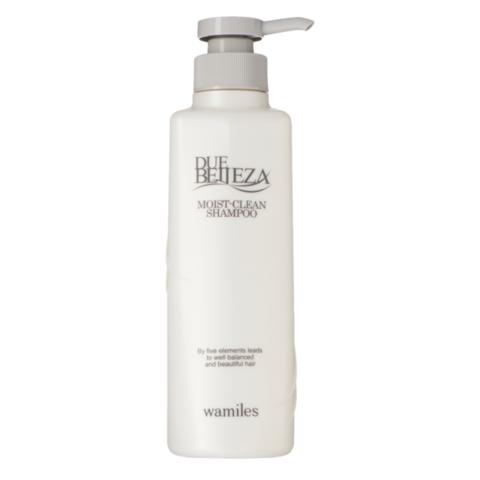 Шампунь увлажняющий для волос Wamiles Due Belleza Moist Clean Shampoo, 400 мл