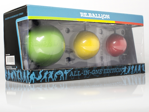 Набор мячей RE.BALLiON Set