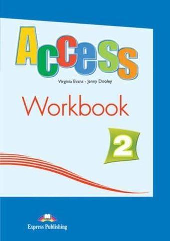 Access 2. Workbook (with digibook app) (international). Рабочая тетрадь (с ссылкой на электронное приложение)