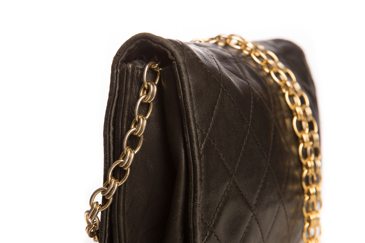 Chanel Vintage Full Flap Bag
