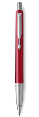 Шариковая ручка Parker Vector Standard K01, цвет: Red, стержень: Mblue123