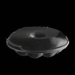 Форма Couronne для булочек Emile Henry (базальт)