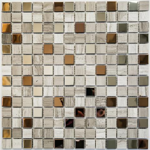 Мозаика каменная Amsterdam (POL) 305х305мм (шт.)