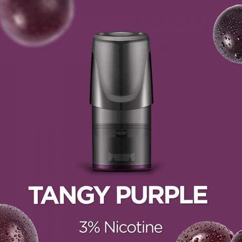 Сменный Картридж RELX 2ml Tangy Purple 3% (1шт)