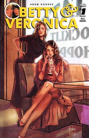 Betty & Veronica #1 Cover O