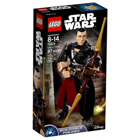 LEGO Star Wars: Чиррут Имве 75524 — Chirrut Imwe — Лего Звездные войны Стар Ворз