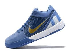 Nike Zoom Kobe 4 Protro 'Blue'