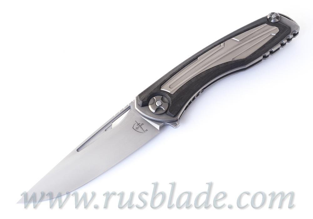 Svarn II cutout mode knife Serial by CultroTech