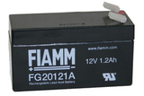 Аккумулятор FIAMM FG20121A ( 12V 1,2Ah / 12В 1,2Ач ) - фотография