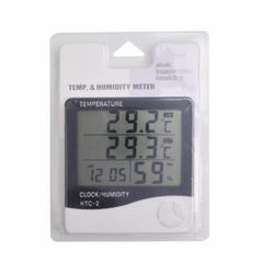 Метеостанция (термометр, гигрометр) HTC-2 pro