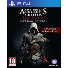 Игра Assassin's Creed IV Черный Флаг - Jackdaw Edition для PS4 (русская версия)