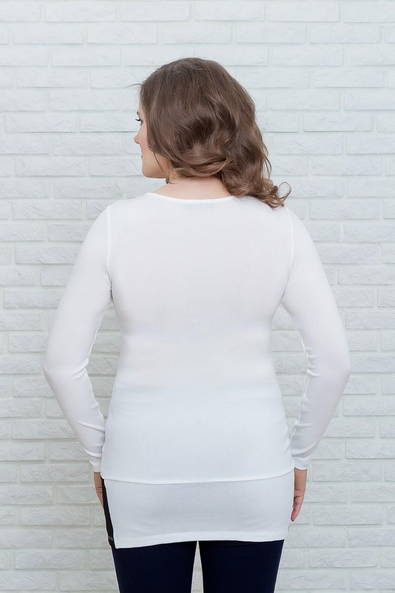 Туника для беременных 07166 белый