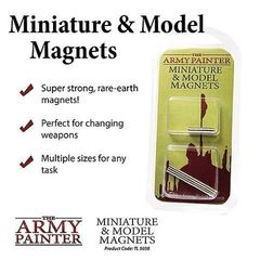 Tool: Miniature and Model Magnets