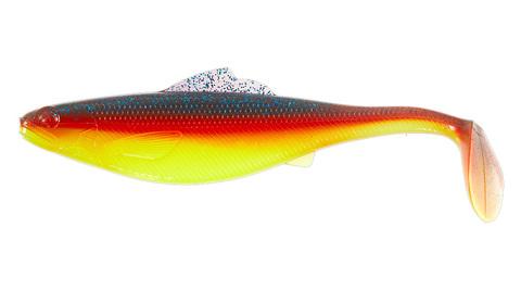 Виброхвост Lucky John Roach Paddle Tail 3.5in (8,9 см), цвет G07, 6 шт.