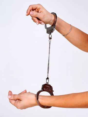 Эксклюзивные наручники со сменными цепями