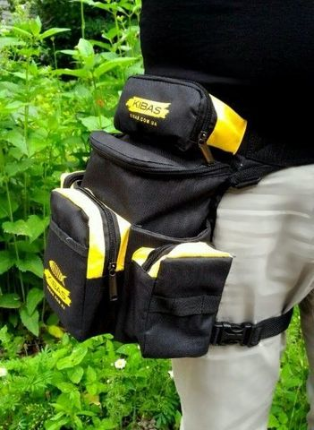 Рыболовная сумка - разгрузка на бедро
