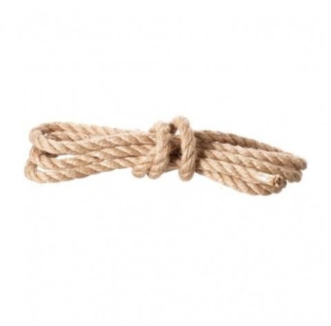 Веревка декоративная (размер:1см х 2м)
